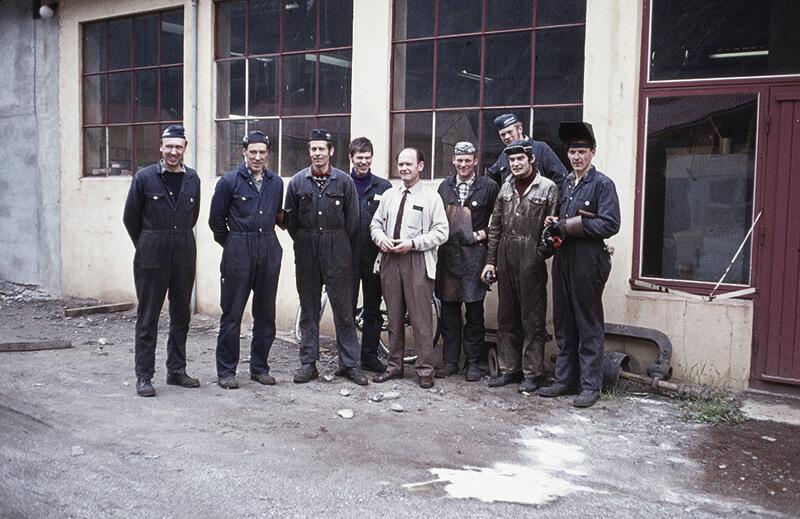 Storvik timeline 1976