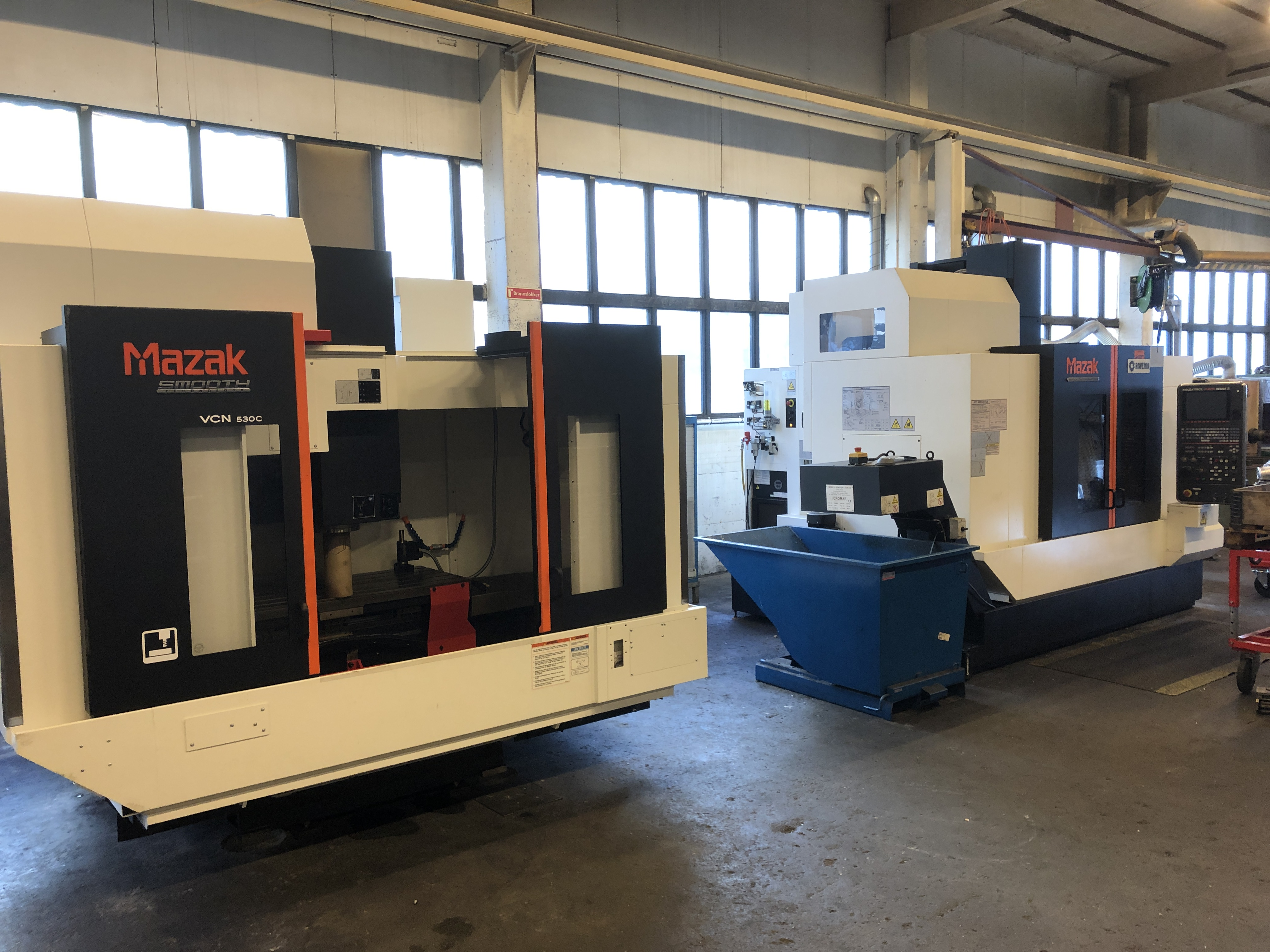 Storvik invests in new milling machine