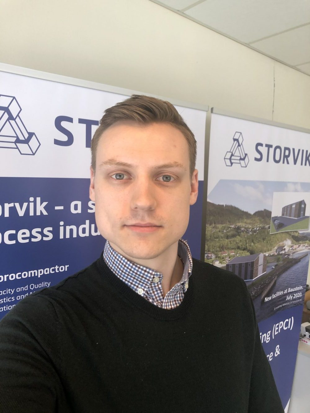 Bjarte Valåmo – new Manager for Storvik in Mosjøen