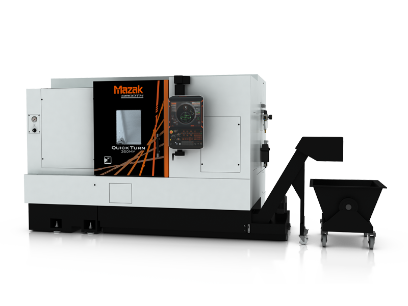 New CNC Lathe Mazak 350MY Machine