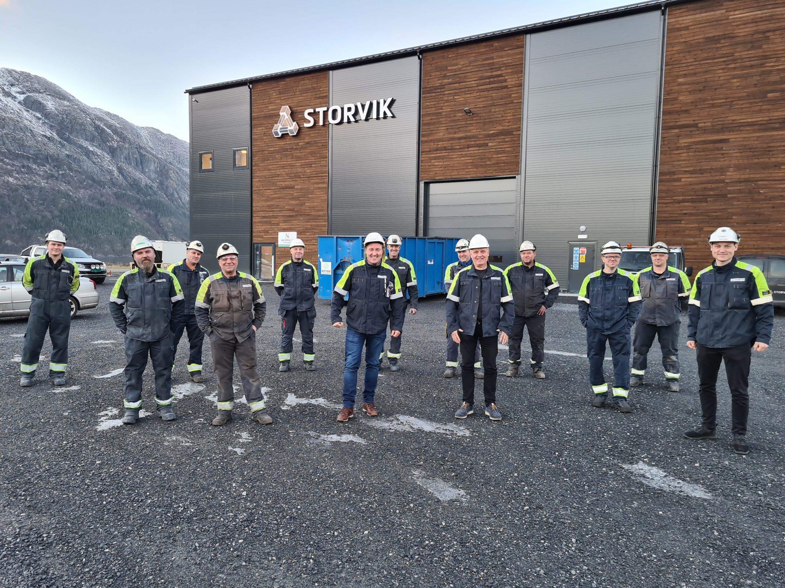 Storvik opens new mechanical workshop in Mosjøen