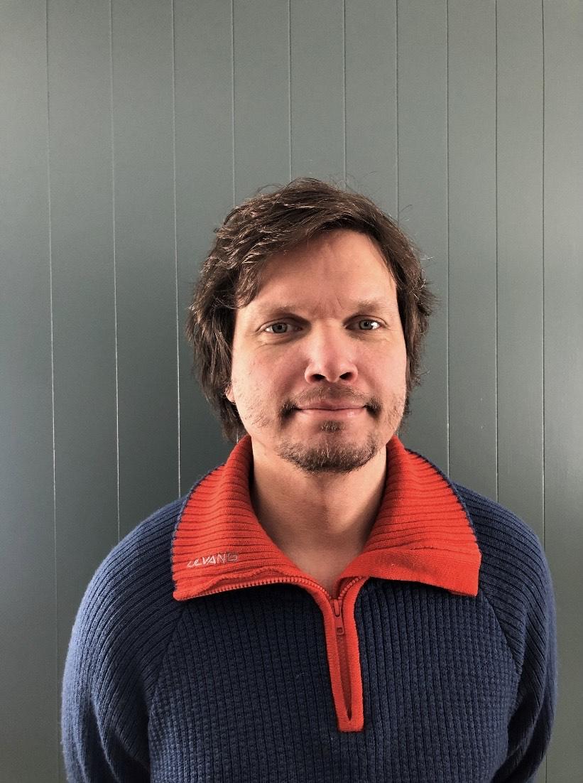 Project Manager Endre Hånde